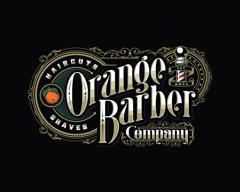 Orange Barber Company